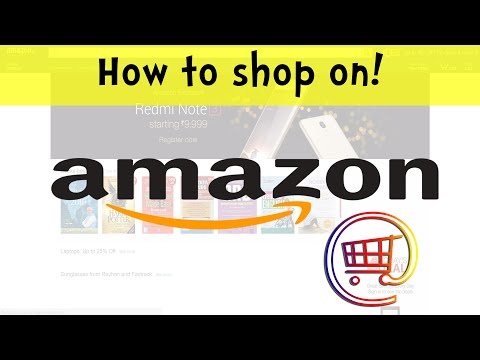 How to Buy On Amazon (really easy)