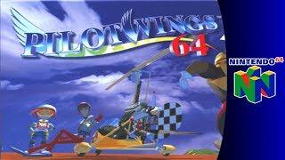 Nintendo 64 Longplay: Pilotwings 64