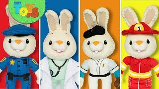 Harry The Bunny Pretend Play Dress Up Toys | Johnny Johnny Yes Papa | Nursery Rhymes for Children