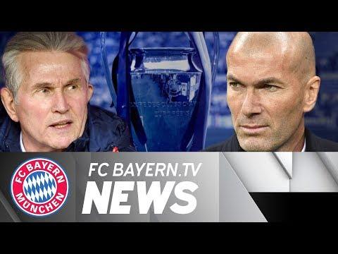 A clash of giants vs. Real Madrid & Kovač confirmed as new Bayern coach!