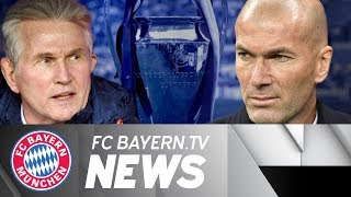 A clash of giants vs. Real Madrid & Kovač confirmed as new Bayern coach!