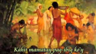 PAKIUSAP - Philippine Kundiman Song of Dr. Francisco Santiago
