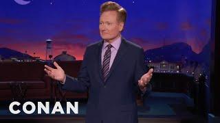Conan: Trump Thinks America Kicked Canada's Ass At Gettysburg  - CONAN on TBS