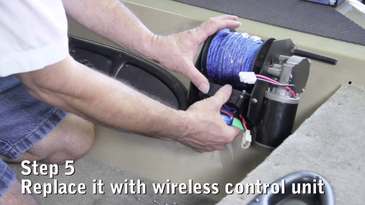 trac wireless remote installation youtube rh youtube com Trac Anchor Winch Site Trac Anchors Parts
