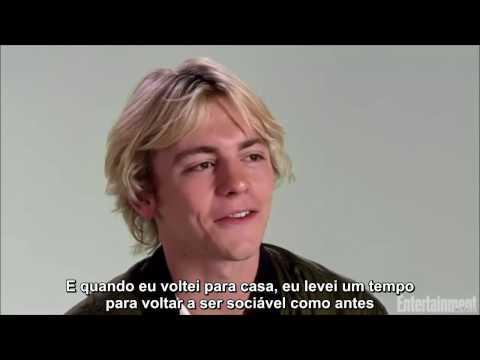 Ross Lynch talks about My Friend Dahmer (LEGENDADO: PT-BR)