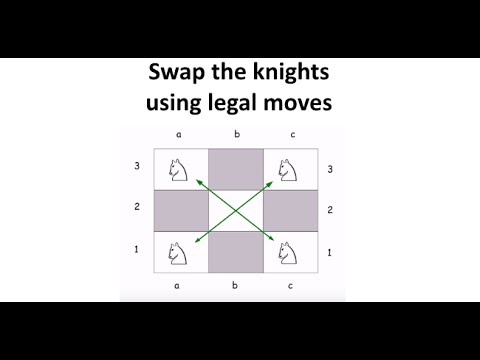 Four Knights Puzzle