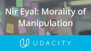 Video Nir Eyal: The Morality of Manipulation | Product Design | Udacity download MP3, 3GP, MP4, WEBM, AVI, FLV Agustus 2017