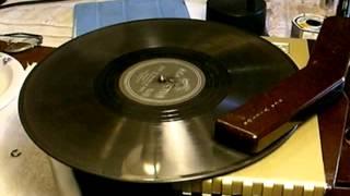 1947 RCA Victor 63E 78 RPM record player