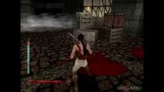Nightmare Creatures - Gameplay PSX (PS One) HD 720P (Playstation classics)