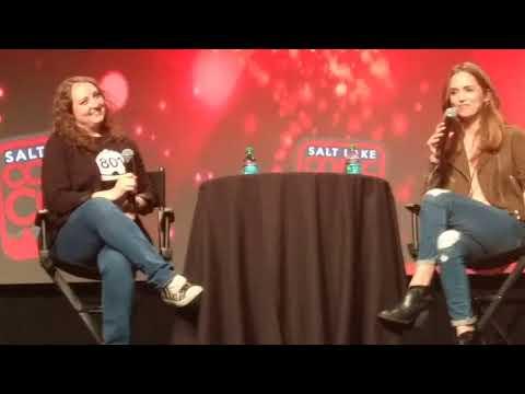Eliza Dushku Panel Part 1
