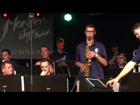 Black Nile - UNH Jazz Band at Montreux