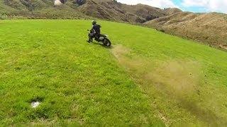 Dirt Bike Drifting 2013