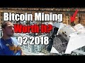 Is Bitcoin Mining Worth It In Q2 Of 2018?