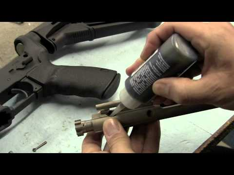 Wilson Combat - Ultima Lube II - Lubing an AR