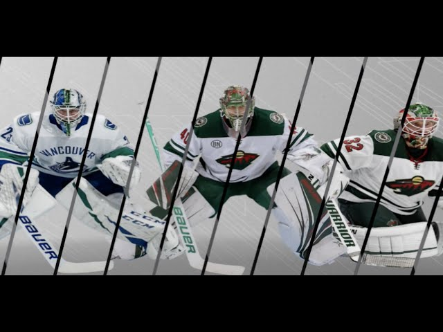Goaltending: Wild vs Canucks