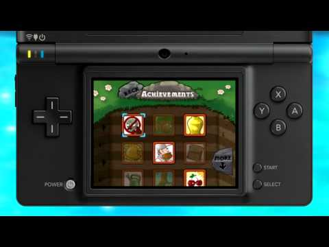 Plants vs. Zombies DS Game Trailer