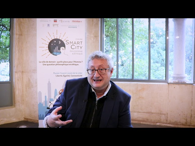 3 questions sur la Smart City - Frédéric Ovadia