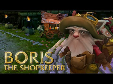 Shopkeeper Champion Spotlight