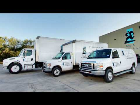 T-N-T COURIERS, INC. & Freight Service | San Antonio, TX | Courier & Delivery Service