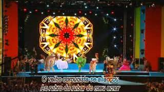 Daniela mercury vermelho ao vivo em copacabana