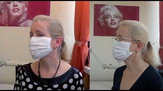 Небольшое дополнение к пошиву маски в складку