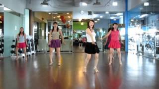 Line Dance- Hippy Hippy Shake