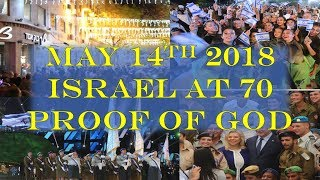 May 14th   Israel's 70th Anniversary  Israel's future foretold in the Bible m4v