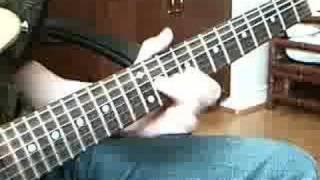 Santeria guitar solo