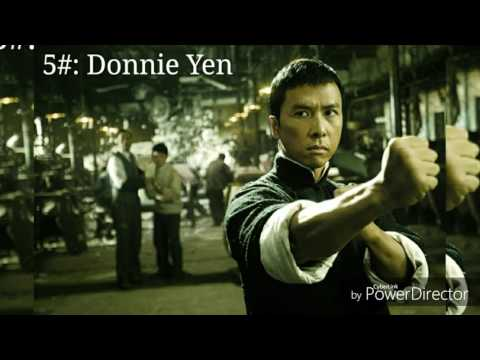 Top actor martial artists of all time!!!!!