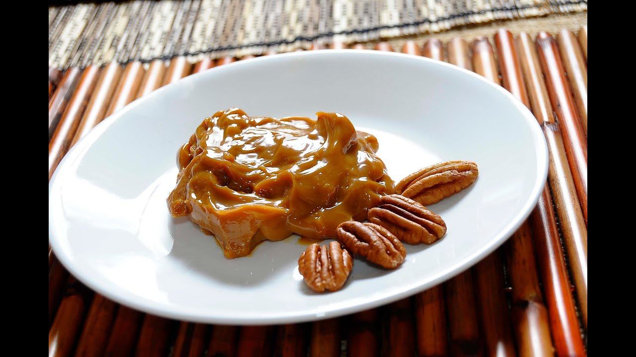 Milk candy or dulce de leche Mexican Food