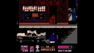 NES Longplay [385] The Punisher(http://www.longplays.org Played by: JohnX895 No deaths, no saves, no pauses, recorded as one file, gather the maximum amount of life: 26, at each stage we ..., 2013-01-07T07:00:09.000Z)