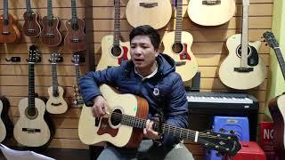 Xuân Này Con Không Về (Quang Lê) - Ngô Núi Cover Guitar