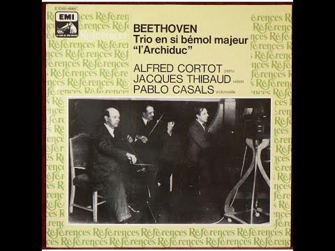 Beethoven Archduke Trio