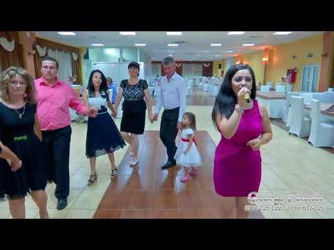 Angela Gheonea & TRANDAFIRUL ALB-SARBA % LIVE NUNTA .Formatie contact;0745304454 COVER