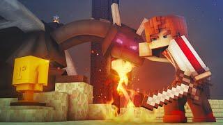J'ai presque fait le record du monde pour finir Minecraft