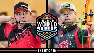 Tate Morgan v Stephan Hansen - compound men's bronze | GT Open 2019