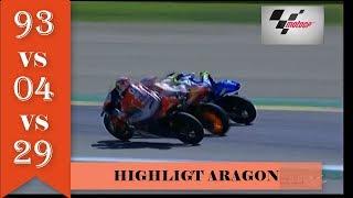 HIGHLIGHT MOTO GP ARAGON 2018