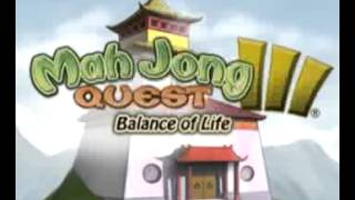 Mah Jong Quest III Balance of Life - Asia2 Music