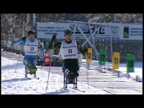 Biathlon Long Distance - Sollefteå 2013 IPC Nordic Skiing World Championships
