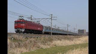 【配給輸送】  EF81-139+小田急4000形10両 東川口~東浦和通過