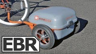2013 Ridekick Power Trailer Video Review