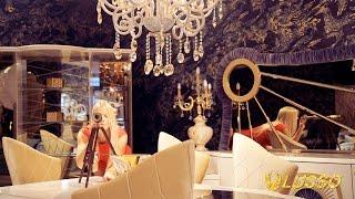 Lusso Mobilya ²⁰¹⁶ | Avangarde yemek odası | Masko avangard mobilya