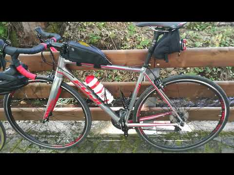 Quick Review Of My New Road Bike Fuji Roubaix 2019 (105)