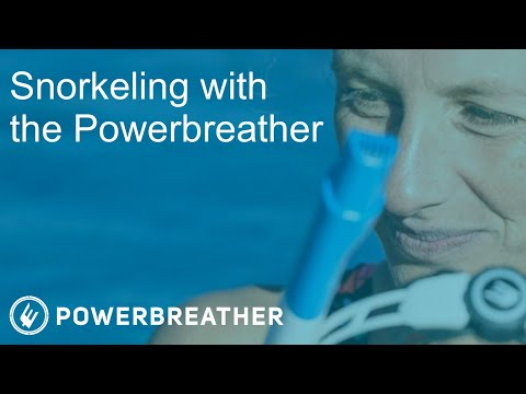Video: Ameo Powerbreather Snorkel