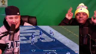 Cowboys vs Giants | Reaction | NFL Week 17 Game Highlights