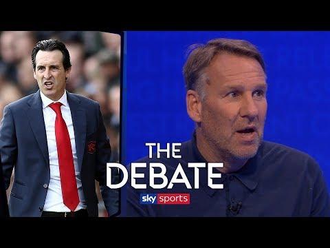 Will Arsenal win any trophies this season? | The Debate | Paul Merson & Craig Bellamy