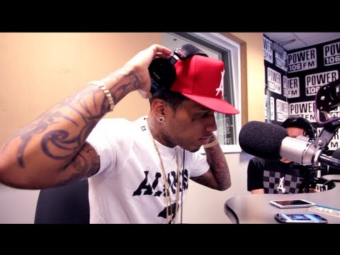 Kid Ink - Show Me feat Chris Brown [#NewAtTwo #YoungCalifornia Premiere]