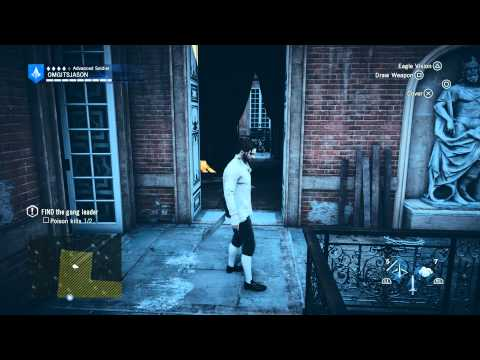 Assassin's Creed Unity - Bottom of the Barrel: Find Gang Leader, Flashbacks, Cutscenes, Combat PS4