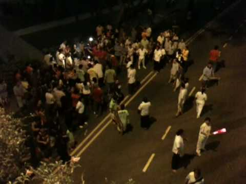 Religious procession in Hougang - Ji Gong