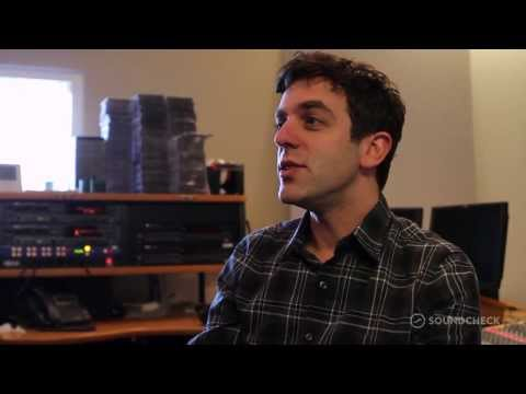 5 Questions With B.J. Novak, In The Soundcheck Studio